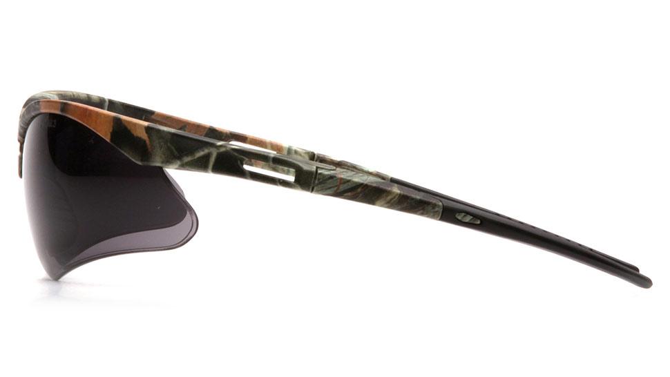 Очки баллистические стрелковые Pyramex PMXTREME SCM6320STP Anti-fog серые 23%