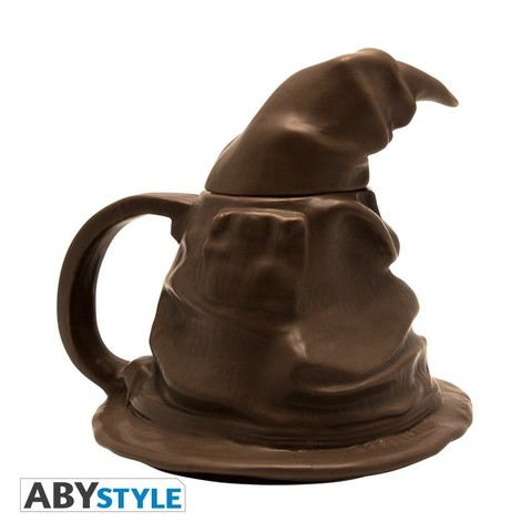 Кружка 3D ABYstyle: HARRY POTTER: Sorting Hat