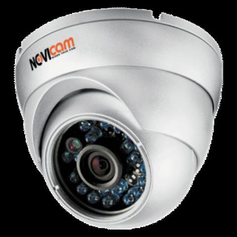 Камера видеонаблюдения Novicam N11W (ver.1037)