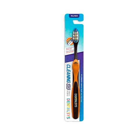 Зубная щетка DENTALSYS Cleaning 3D, Очищение 3D