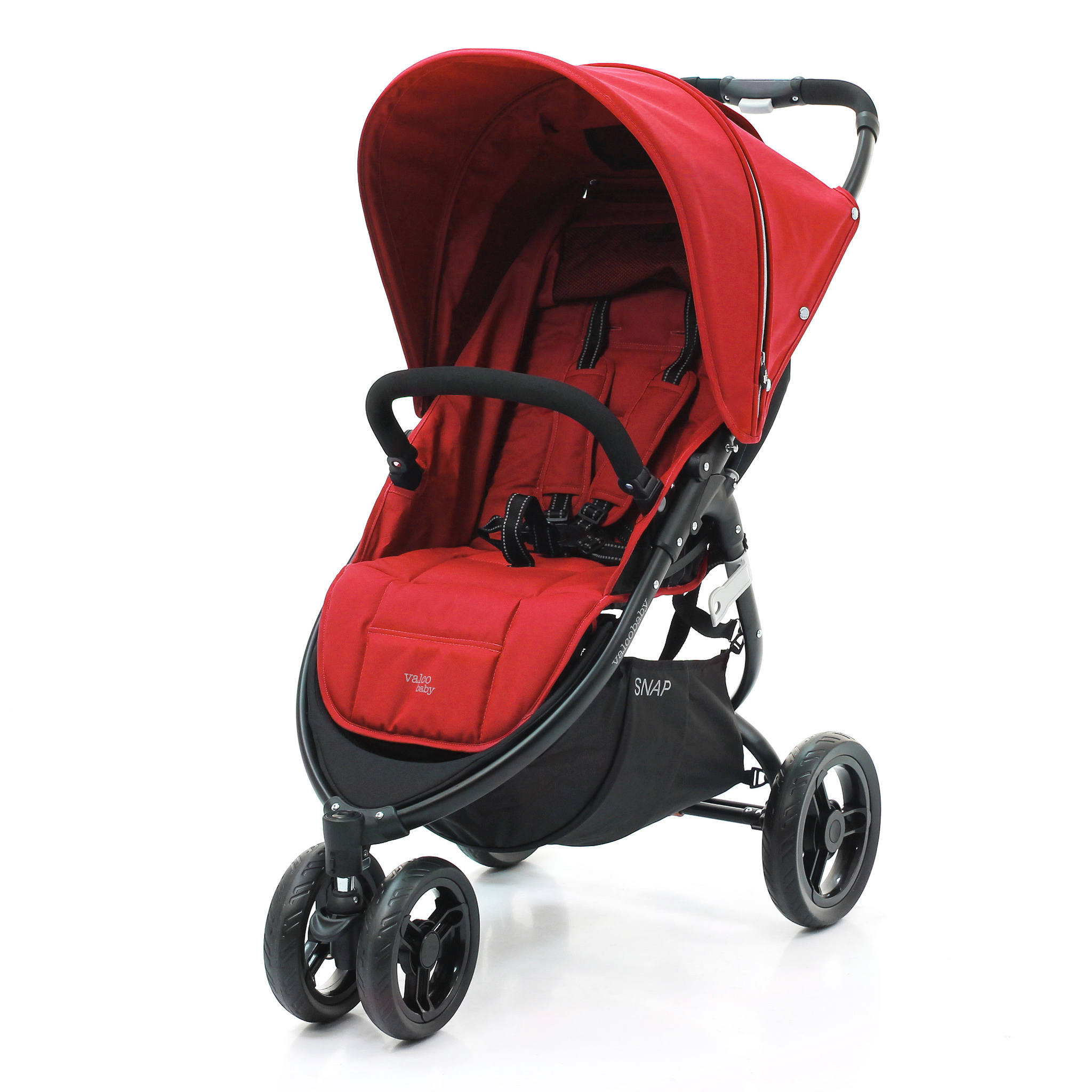 Прогулочная коляска Valco baby Snap 3 / Fire red