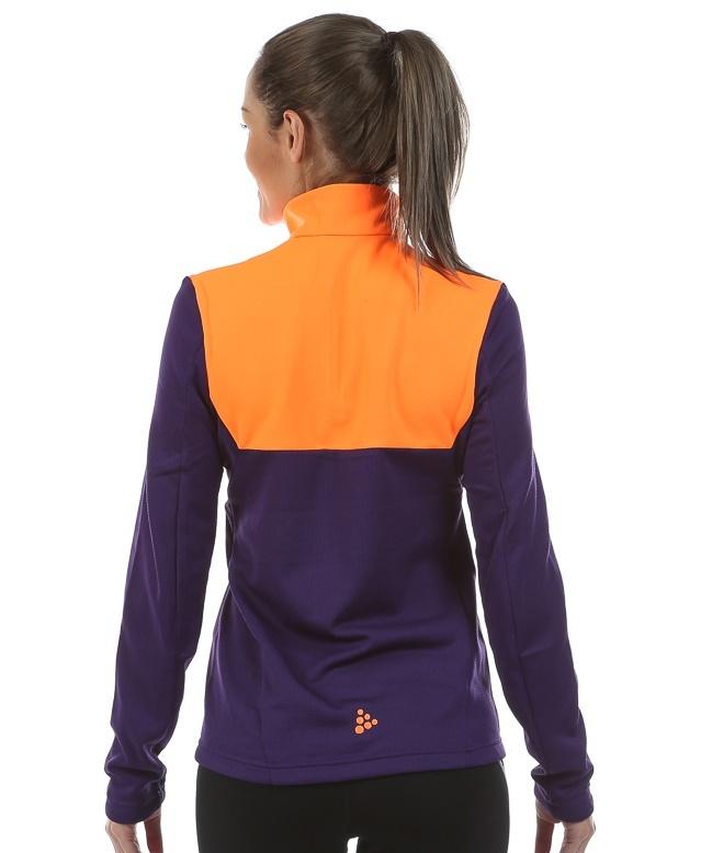 Женская спортивная толстовка Craft Shift Free (1903648-2463) фиолетовый