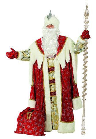 Дед Мороз Королевский красный