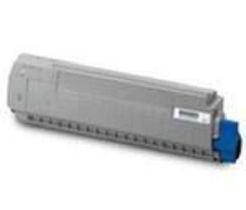 Тонер-картридж малиновый для MC851/MC861 [44059170]