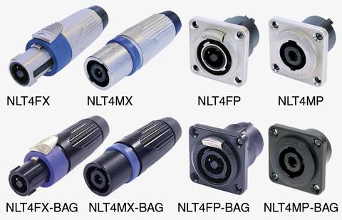 Neutrik NL4FX