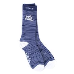 Носки RIPNDIP Peek A Nermal Socks (Navy)