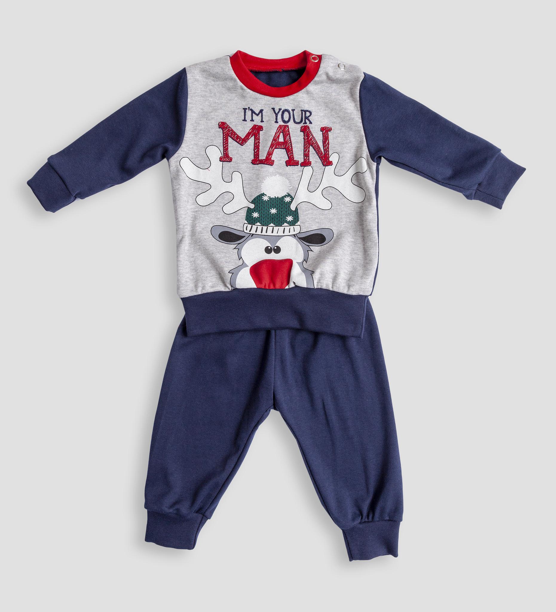 Пижама детская E18K-116P101