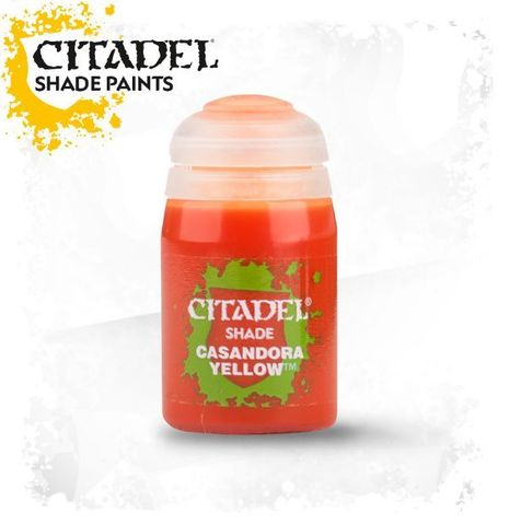SHADE: CASANDORA YELLOW (24ML)