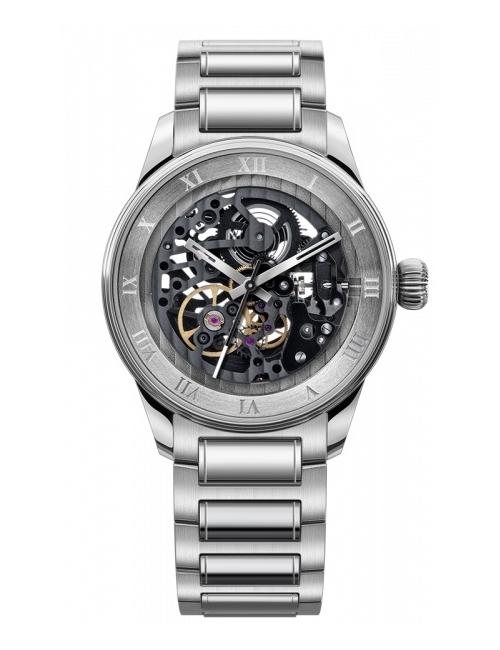 Часы мужские Silvana SR39ASS63S Black Origins