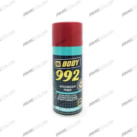 Body 992 коричневый грунт 400мл (спрей)