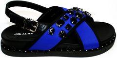 Летние женские сандалии Alba 501 87O Y.