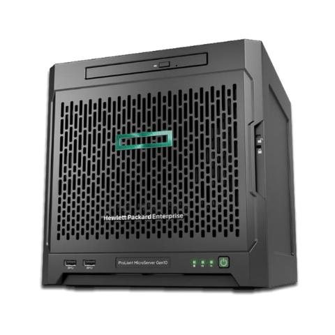 Сервер HPE ProLiant MicroServer Gen10 Opteron X3421 (P04923-421)