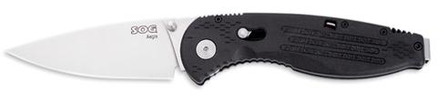 Купить Складной нож SOG Мод. AEGIS 97020 по доступной цене