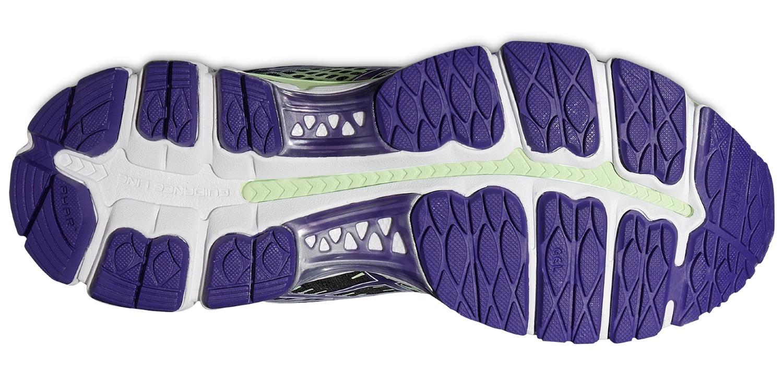 Женские кроссовки для бега Asics Gel-Nimbus 17 (T557N 9935) фото