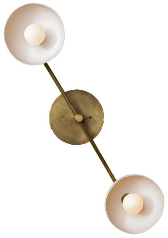 replica Trapeze 2 wall lamp