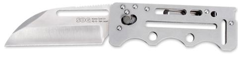 Купить Складной нож SOG Мод. ACCESS CARD 97054 по доступной цене
