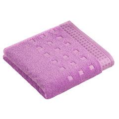 Полотенце 100х150 Vossen Country Style lilac