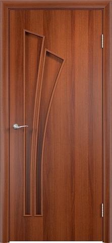 Дверь Фрегат ПГ-011, цвет итальянский орех, глухая