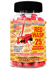 CP Red Wasp (75 caps.)