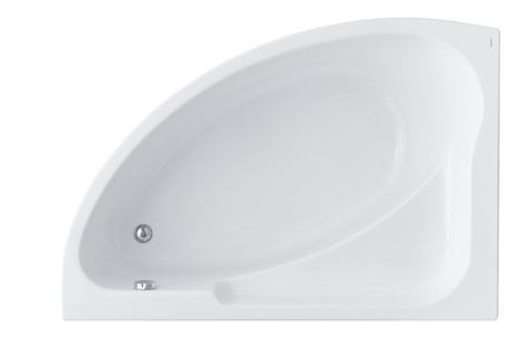 Акриловая ванна Santek Гоа 150х100 L асимметричная белая 1WH112033