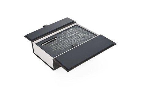 Ручка-роллер Parker Premier Deep Black Lacquer CT123