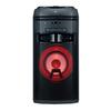 Аудиосистема LG с диджейскими функциями и караоке XBOOM OK65