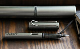 Перьевая ручка Lamy Lux F pvd (4031494)