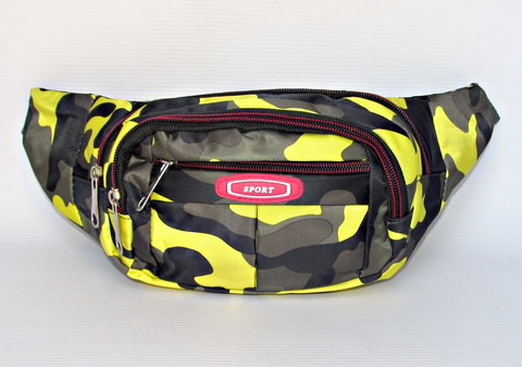 ddb2a12acf6a 8816 Молодежная сумка на пояс или через плече