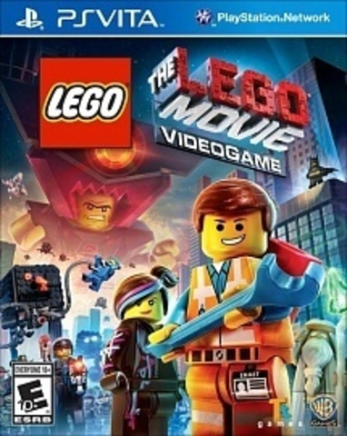 Sony PS Vita LEGO Movie Videogame (английская версия)