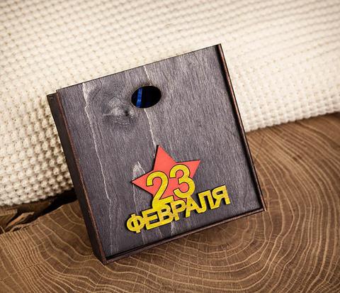 BOX214-1 Подарочная коробка