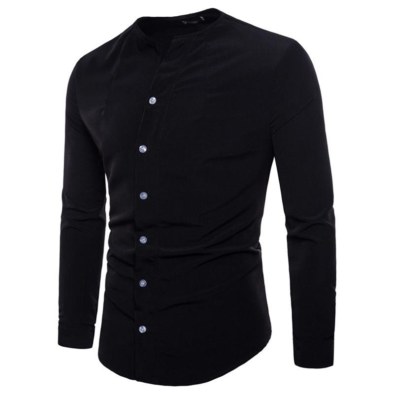 мужские рубашки Мужская рубашка Slim Fit 9164920435_289076766.jpg