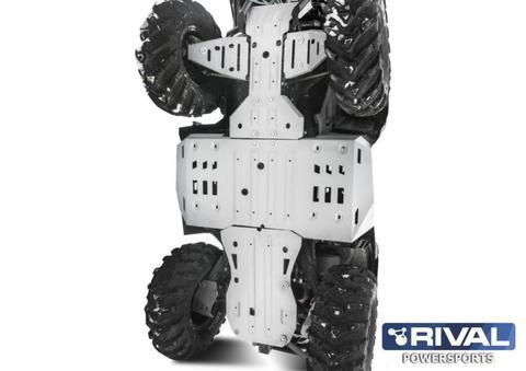 Защита ATV CFMOTO Х8 Н.О. 2018-, 600х1250х100, Алюминий