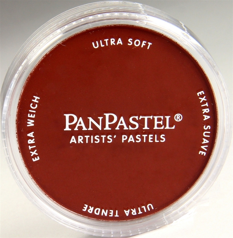 Ультрамягкая пастель PanPastel / RED Iron Oxide Shade