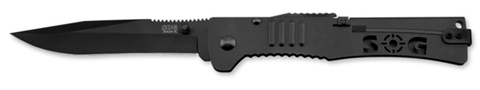 Купить Складной нож SOG Мод. SLIMJIM XL BLACK 97019 по доступной цене