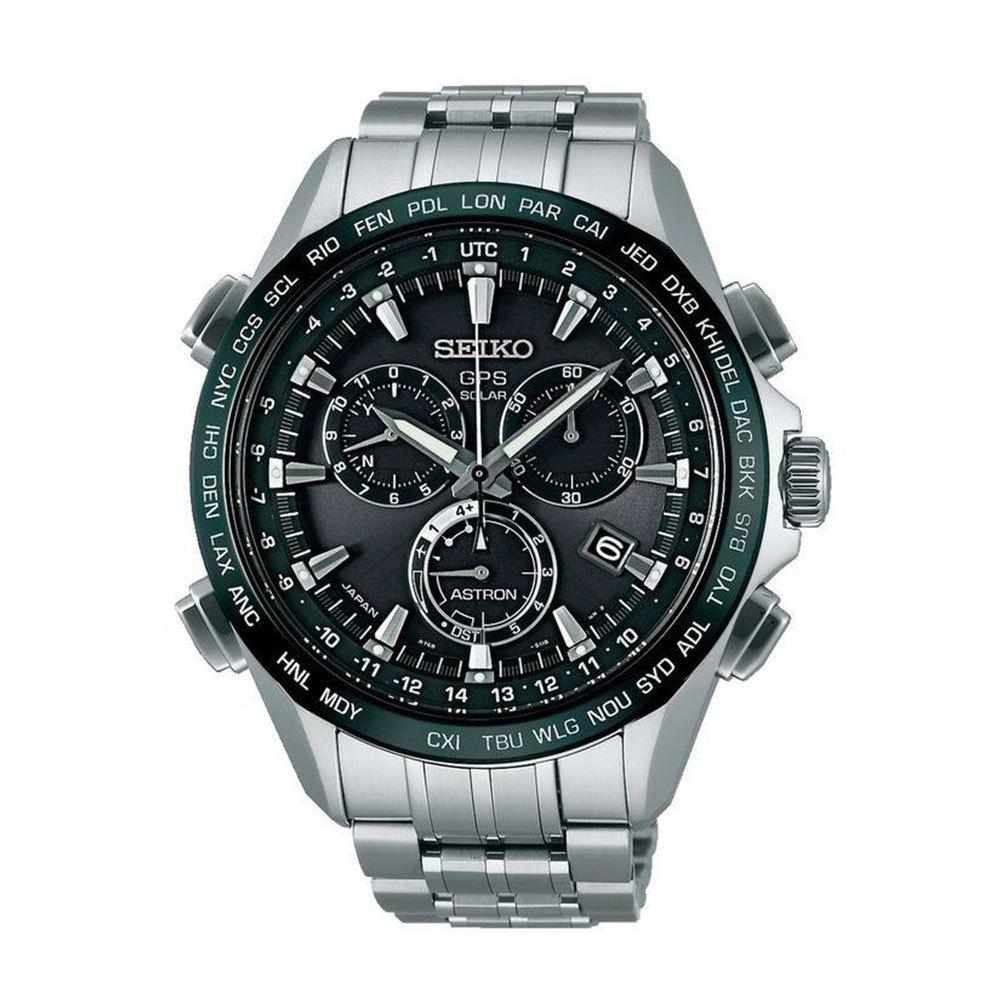 Мужские часы Seiko SSC367P1 Женские часы Storm ST-47272/B