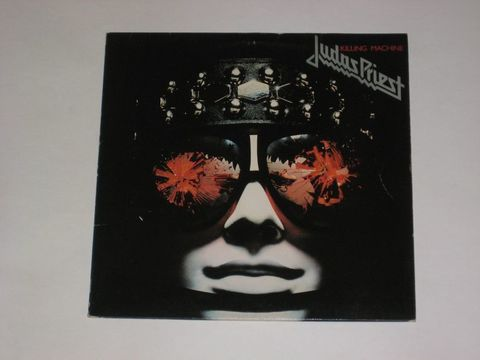 Judas Priest / Killing Machine (LP)