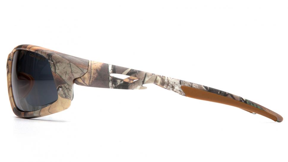 Очки баллистические стрелковые Pyramex Ironside CHRT620DT Anti-fog серые 23%