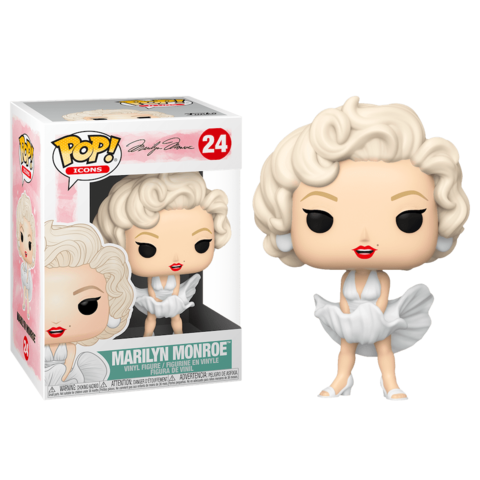 Marilyn Monroe Funko Pop! || Мэрилин Монро