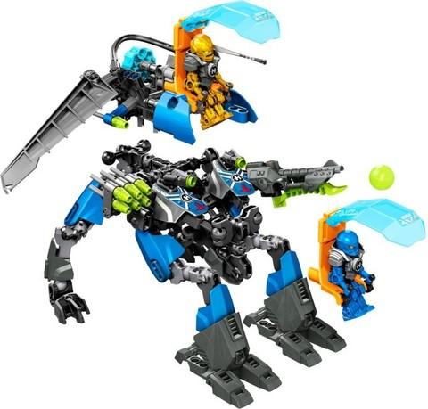 LEGO Hero Factory: Боевая машина Суржа и Роки 44028