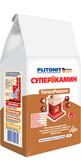 ПЛИТОНИТ СуперКамин ТермоРемонт для ремонта печей и каминов (5кг)