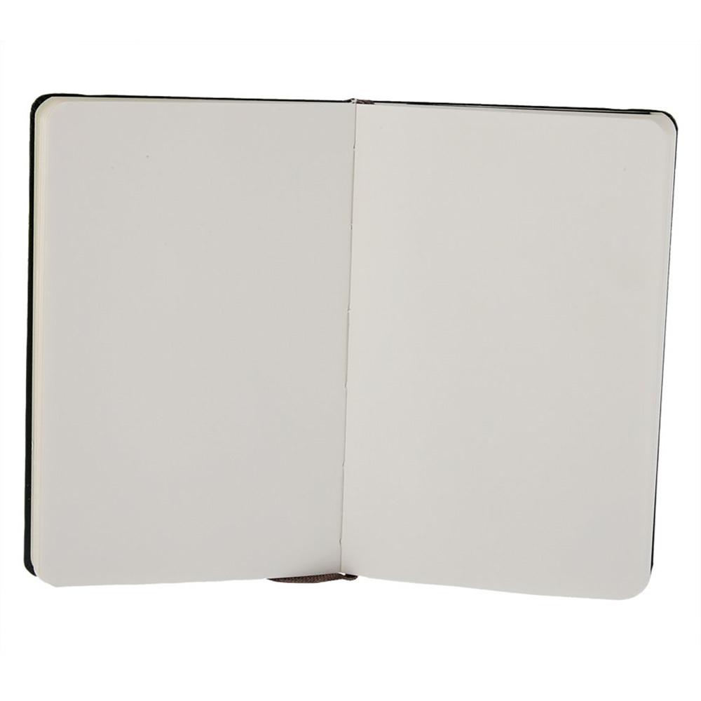Блокнот Moleskine Classic Pocket, цвет черный, без разлиновки