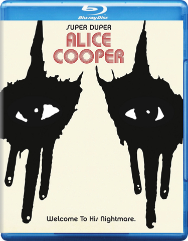 Alice Cooper / Super Duper Alice Cooper: Welcome To His Nightmare (Blu-ray)