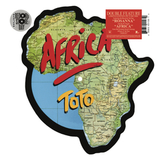 Toto / Africa, Rosanna (Shaped Picture Disc)(12