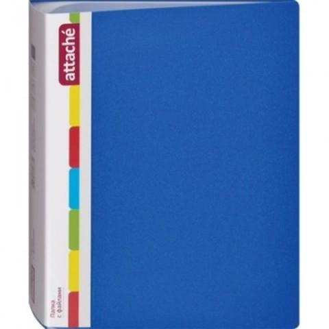 Папка файлов ATTACHE KT-80/1 синяя Россия