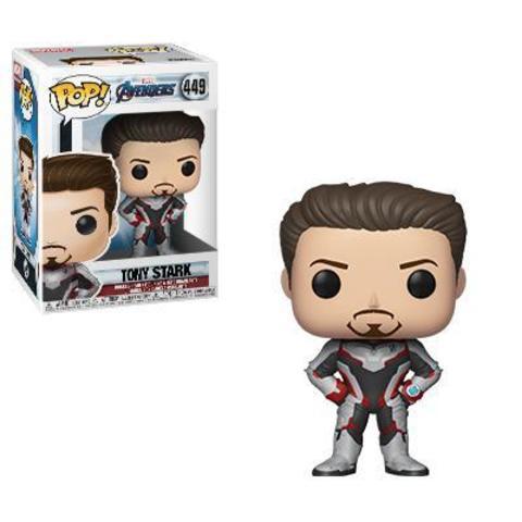 Фигурка Funko POP! Bobble: Marvel: Avengers Endgame: Tony Stark 36660