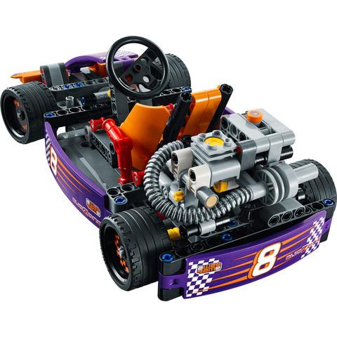 LEGO Technic: Гоночный карт 42048