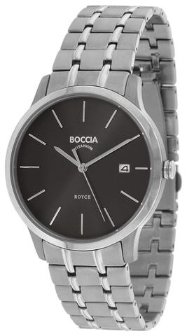 Купить Мужские наручные часы Boccia Titanium 3582-02 по доступной цене