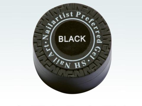 Гель SH Elasticity BLACK (эластичный, черный) 5мл.(Паутинка)