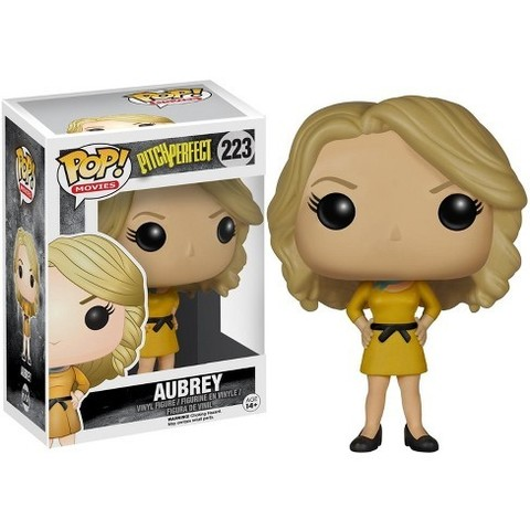 Funko POP! Pitch Perfect Aubrey