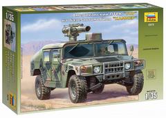 ПТРК «ТОУ» на базе американского военного автомобиля